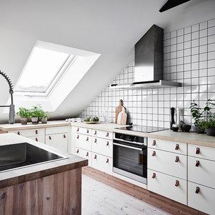 Inspiration för minimalistiska kök