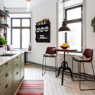 Inspiration för lantliga kök