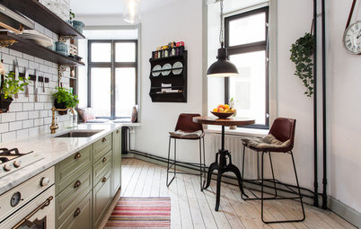 Find Your Dining Style: 9 Strategies for Eat-In Kitchens