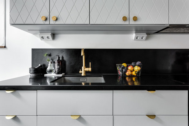 Scandinavian Kitchen by Alexander White