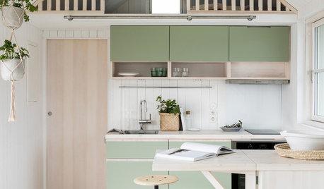 8 Space-saving Kitchen Storage Ideas