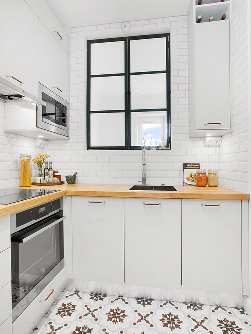wood backsplash kitchen small apartment kitchens houzz 1127