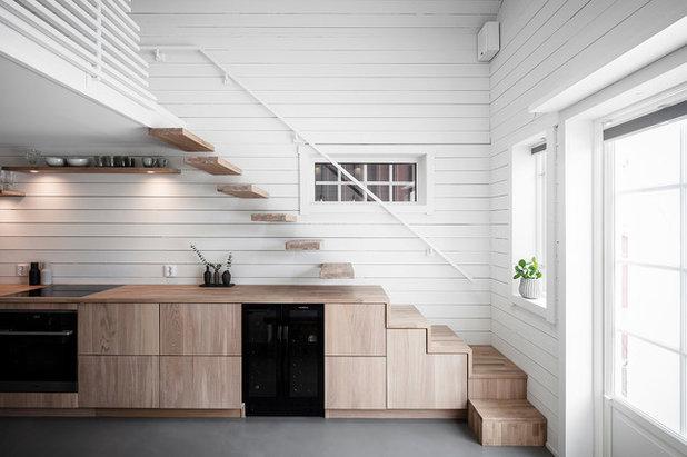 Skandinavisch Küche by Studio A3