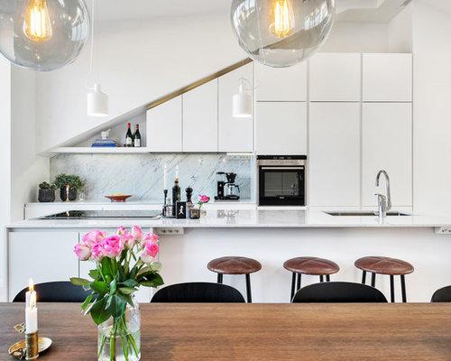 saveemail - Contemporary Kitchen Design Ideas