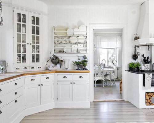Cucina shabby chic style svezia foto e idee per ristrutturare e