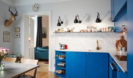 Uppfinningsrik belysning i köket – tips och inspo