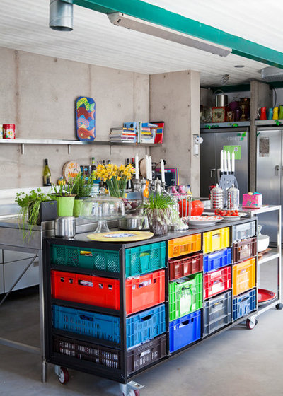 Eclectic Kitchen by Klick & Klang Kreativa AB