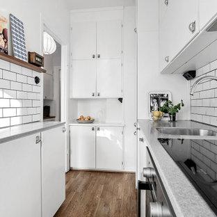 Bild på ett nordiskt kök