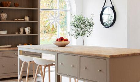 Guide till hur du köper eller bygger rätt köksö