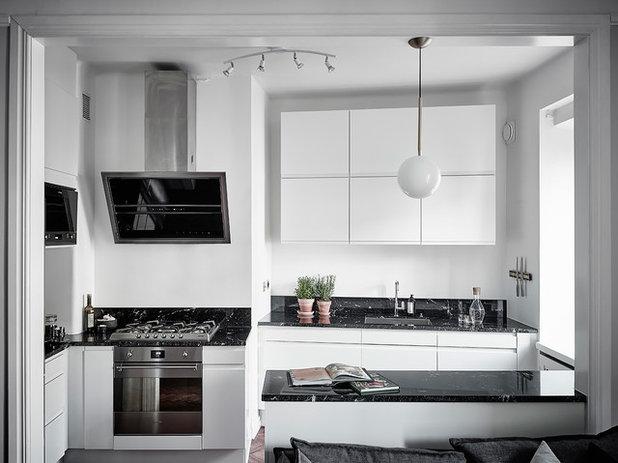 Scandinavian Kitchen in Singapore | 5 Design Principles | Houzz