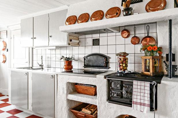 Skandinavisk Køkken by Mäklarhuset Ulf Carlsson & son AB