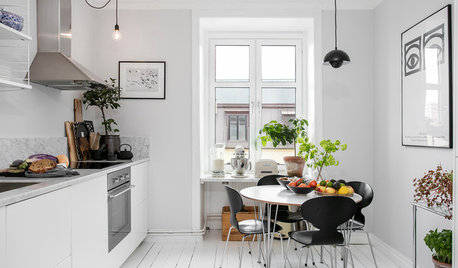 Design Tips from Real Scandinavian Kitchens