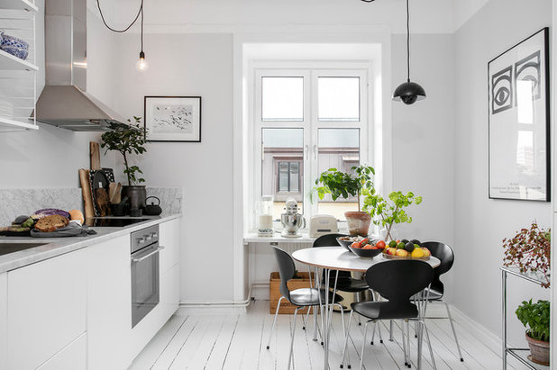 Scandinavian Kitchen in Singapore | 5 Design Principles | Houzz