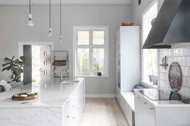 Skandinavisk Køkken by Fastighetsbyrån