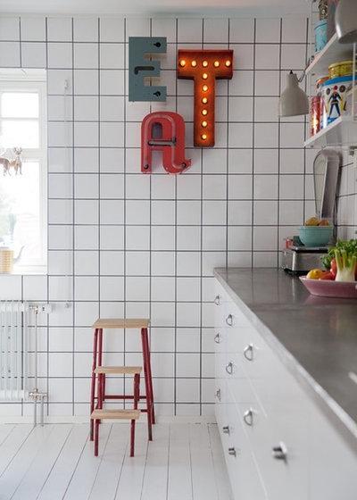 Retro Køkken by Stina Inreder