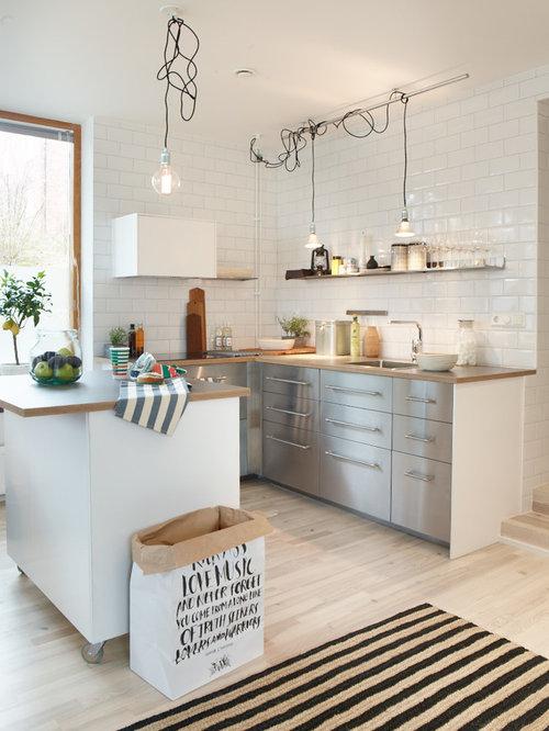 Kök kök industriellt : Foton och inspiration för industriella kök