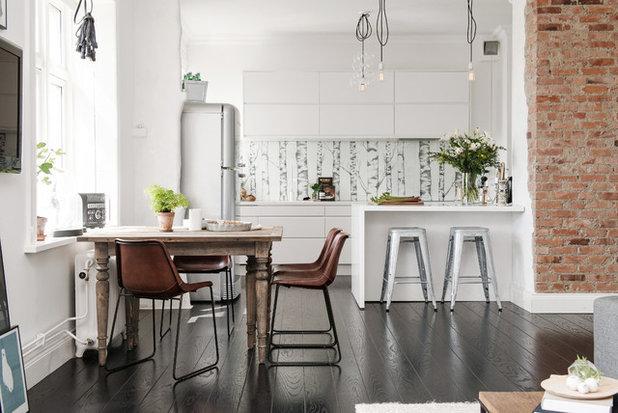 Scandinavian Kitchen by Göteborgs Kökscentrum