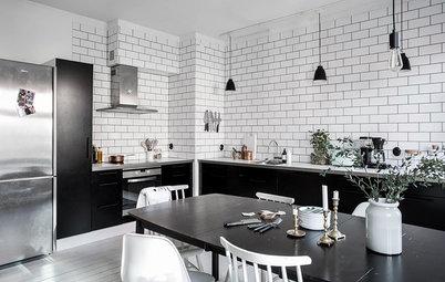Flisevægge i køkkenet... her er 22 tips, du ikke må misse