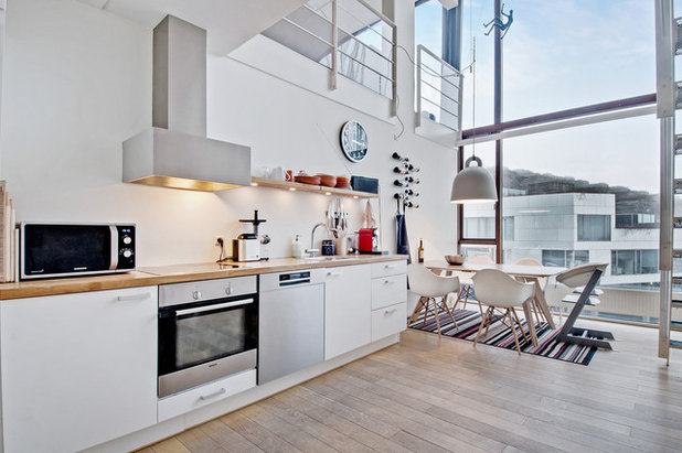 Scandinavian Kitchen by MMLiving