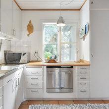 Inspiration ekologiska hus med kök