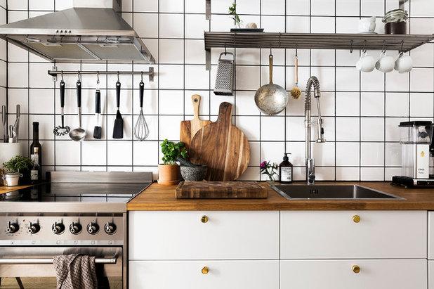 Skandinavisk Køkken by Sommarhed inredning & homestaging AB