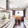 Veckans kök: Ett ombonat kök perfekt för en barnfamilj i Göteborg