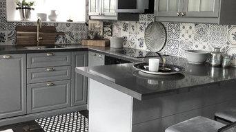 Renovering och inredning av lägenhet