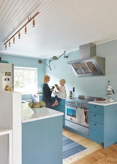 8 trucos originales para decorar la cocina ahorrando dinero
