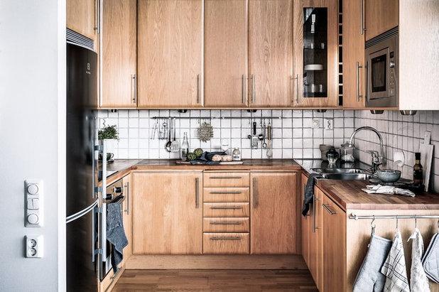 北欧 キッチン by dream design sthlm