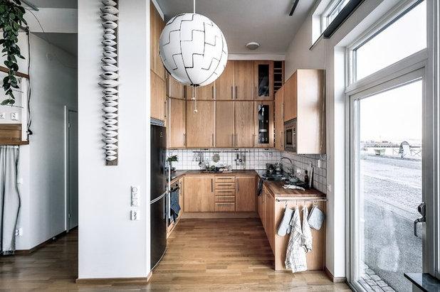 Scandinavian Kitchen by dream design sthlm