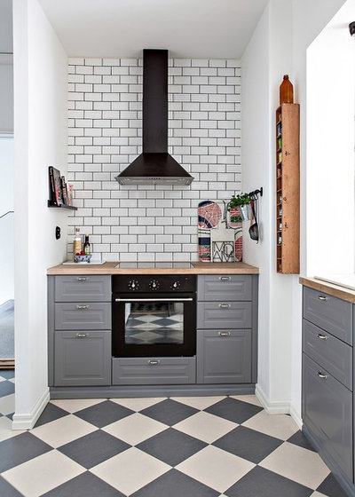 Scandinavian Kitchen by Bjurfors Skåne