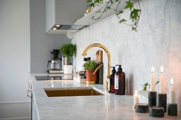 Nórdico Cocina by Scandinavian Homes