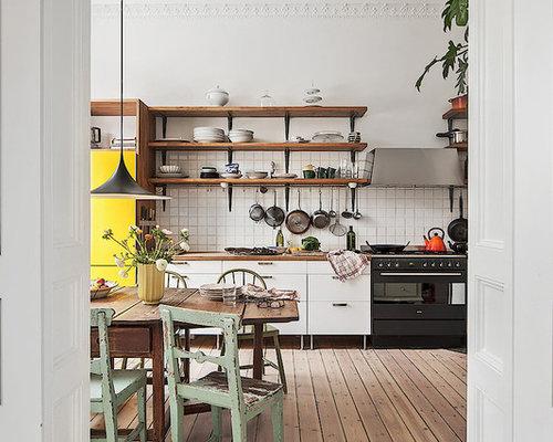 Http Www Houzz Com Au Photos Scandinavian Kitchen Cabinet Finish Dark Wood