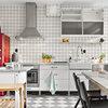 Osez les motifs aux murs pour booster la déco de votre cuisine