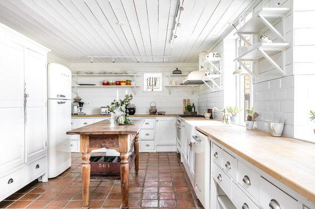 7 Fresh Ideas For White Shaker Style Kitchens