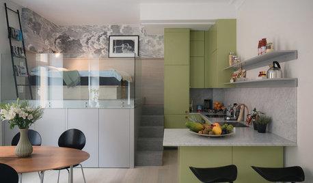 С миру по идее: Как обустроить маленькую квартиру?