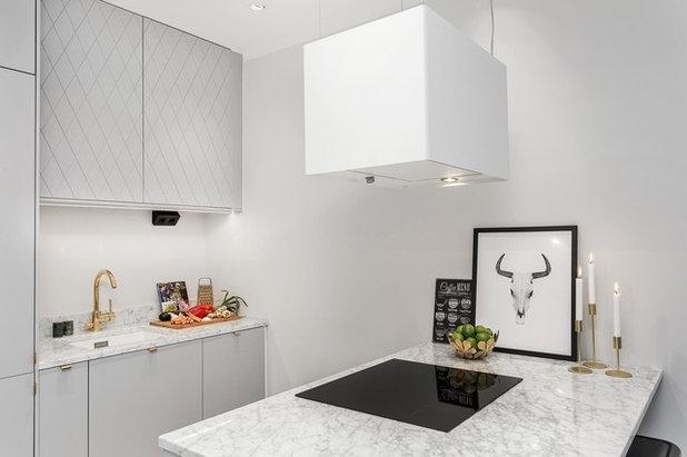 Scandinavian Kitchen by Ason Entreprenad Bygg & Bad