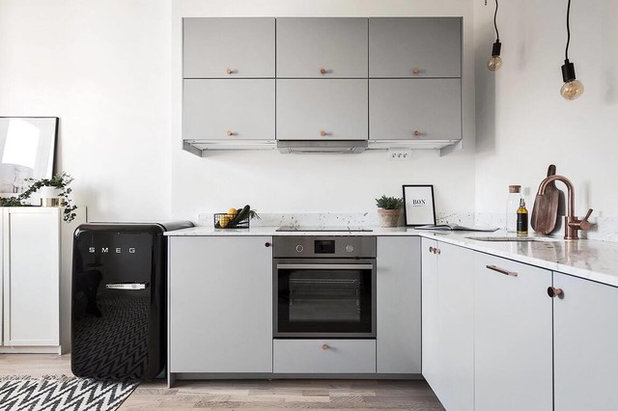 Scandinavian Kitchen by 9208 BYGG
