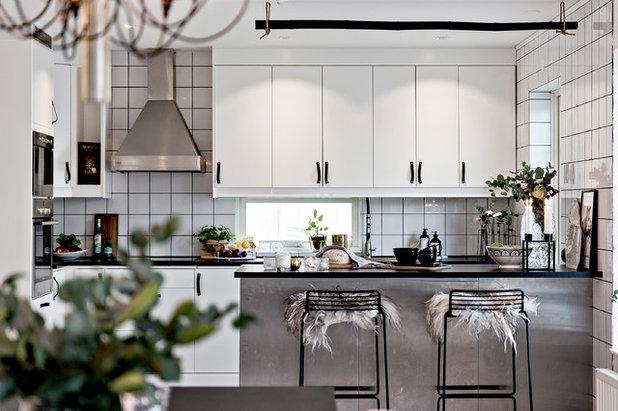 インダストリアル キッチン by Bjurfors Västerås