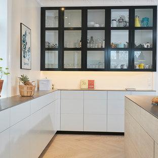 Arkitekttegnet køkken