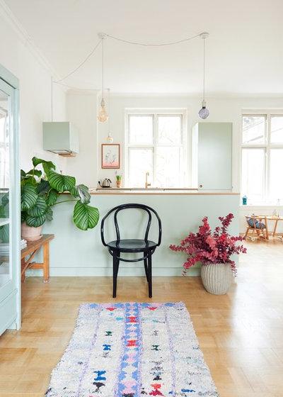 Scandinavian Kitchen by Reform