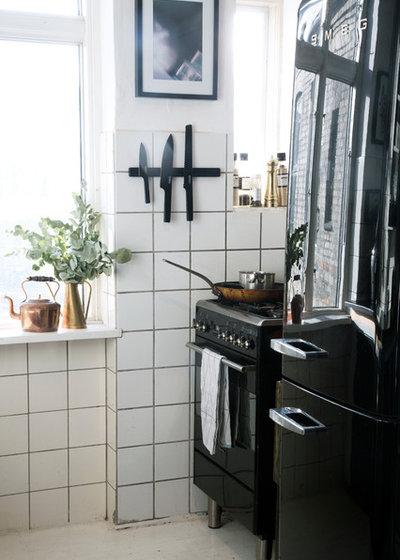 Eklektisk Køkken by Fotograf Camilla Stephan