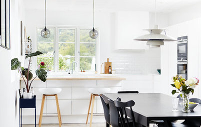 My Houzz: An Inherited Scandi Home Gets a Contemporary Makeover
