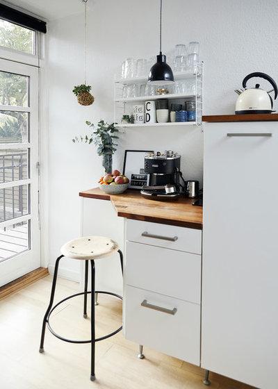 Skandinavisch Küche by Mia Mortensen Photography