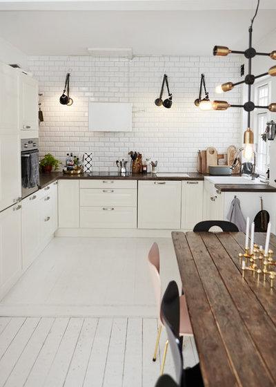 Scandinavian Kitchen by Mia Mortensen Photography