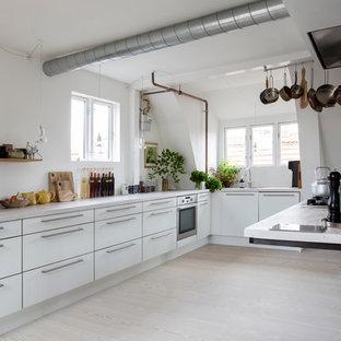 Indretning af køkkenet