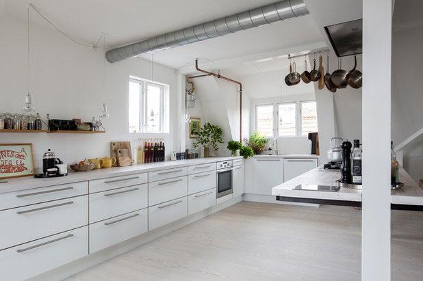 Skandinavisk Køkken by Barslund-indret