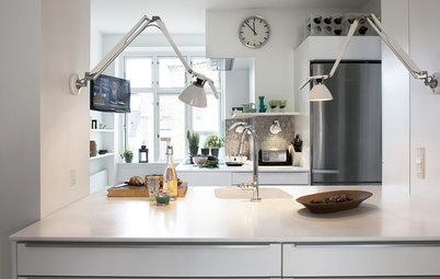 Fråga experten: Viktigt att tänka på när jag väljer lampor till köket?