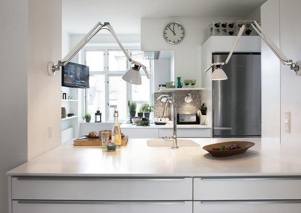Moderne Køkken by Barslund-indret