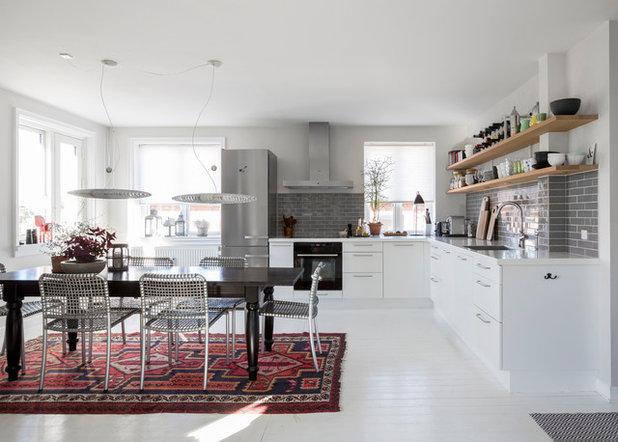 Современный Кухня by Barslund-indret